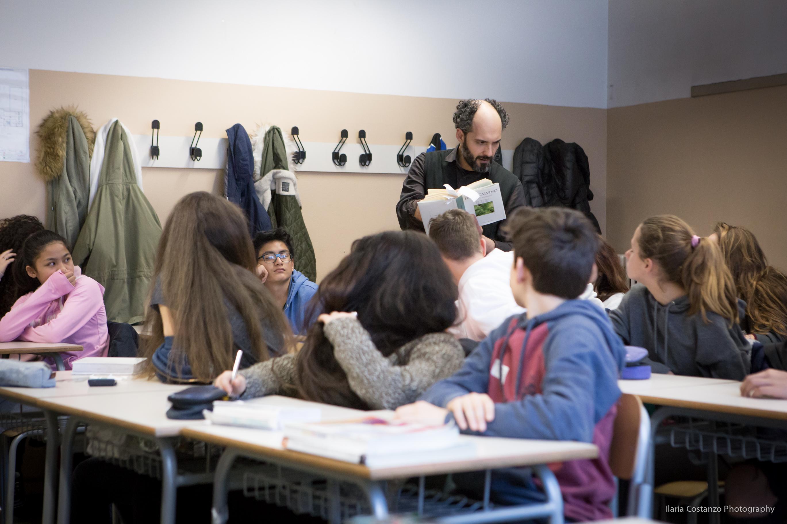 Incursioni nei classici - Istituto Calvino - 4
